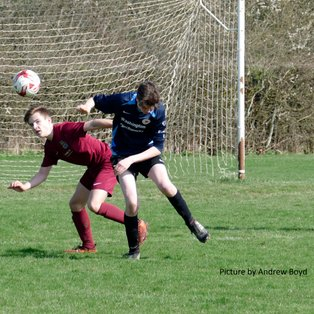 Ashington Cougars U15 v Ifield Galaxy U15