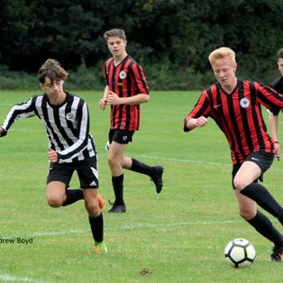 Ashington Cougars U16 v Brockham Badgers U16