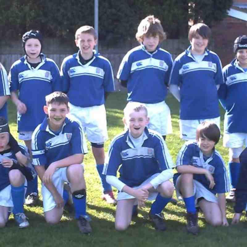Ryton Under 11's v Gateshead