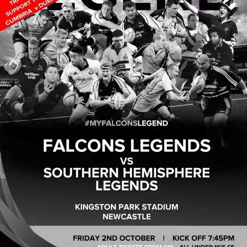 Legends flyer