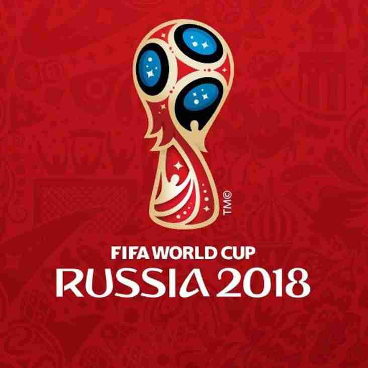 World Cup 2018 Matches