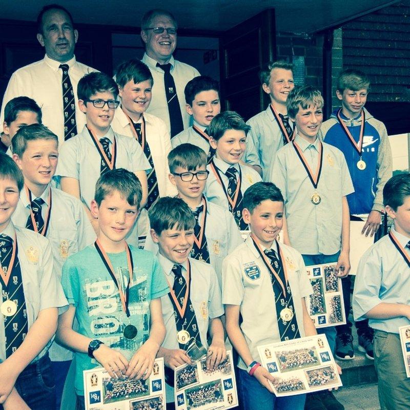 U12's beat Exeter Youth 11 - 5