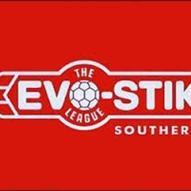The Evo-Stik Southern League Premier News
