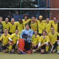 Mens 1s lose to Oxton Men's 3s 5 - 0