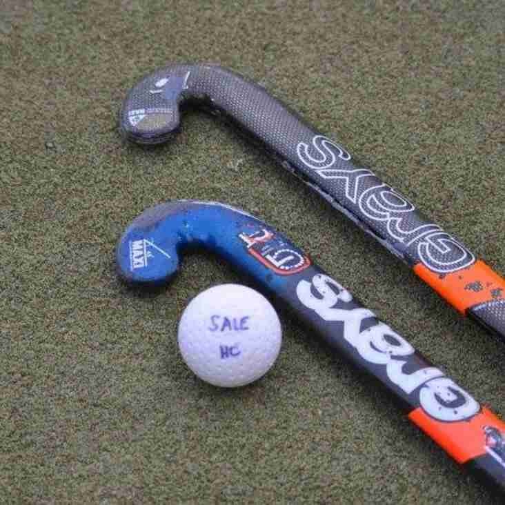 Junior Hockey back at Sale Sports Club