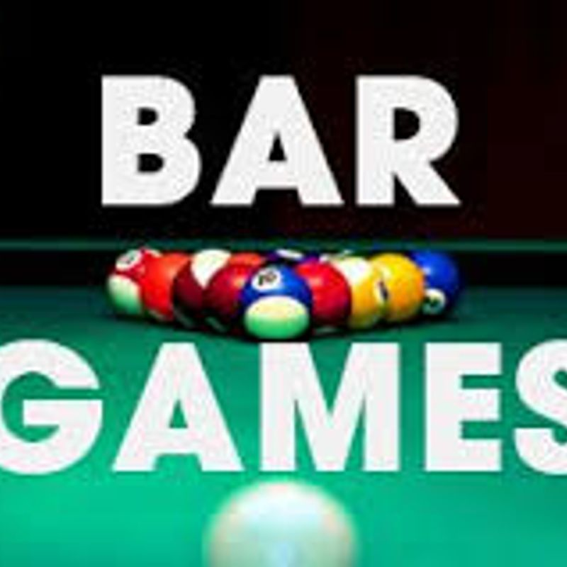 Bar games night