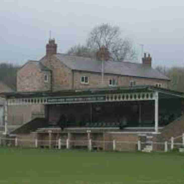Worsbrough to return to Park Road