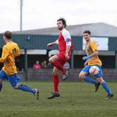 Briggers well beaten V Bottesford Town
