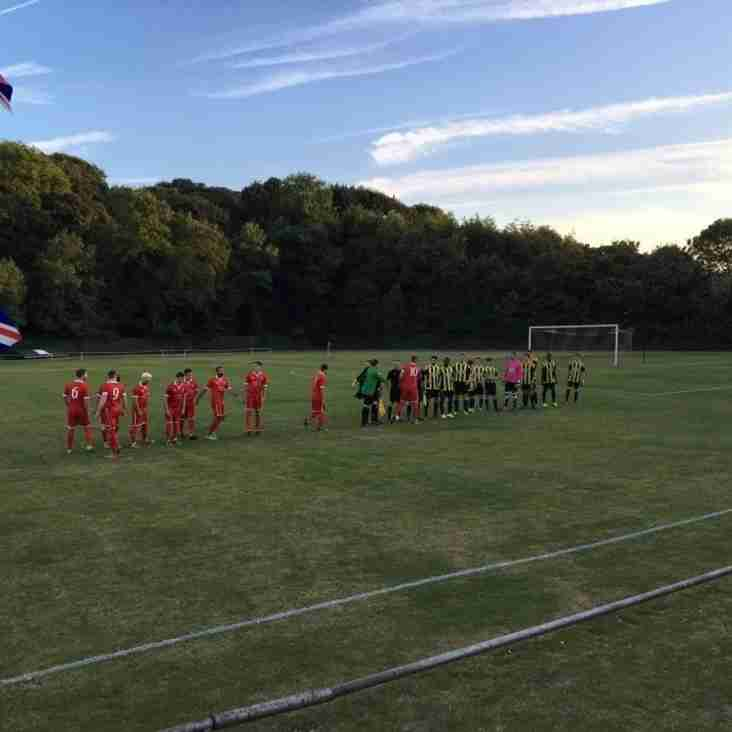 Briggers suffer 1st league defeat of the season
