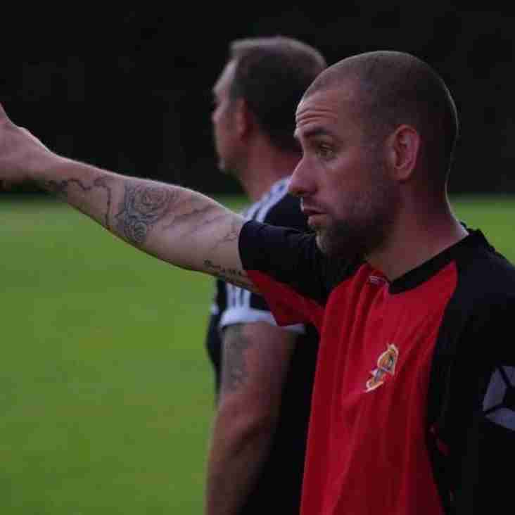 Wright wants response from Bridge against Dronfield Town this weekend