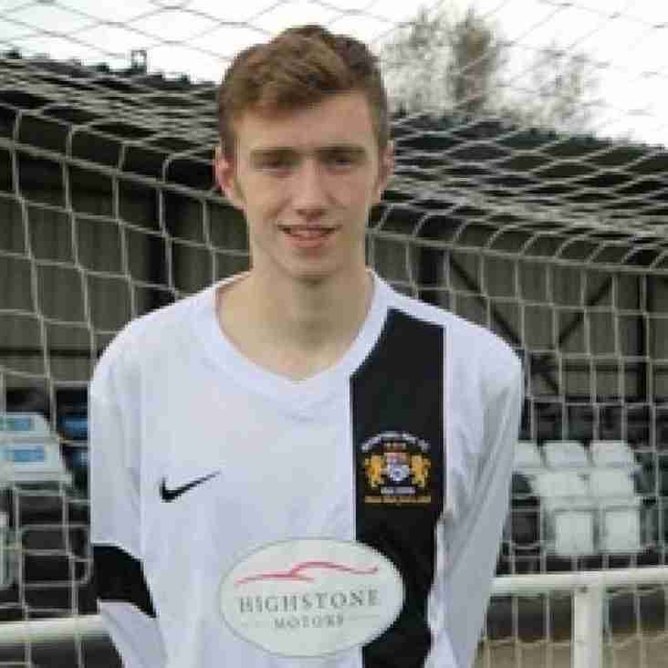 Briggers sign striker from Athersley Rec