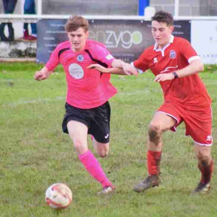 Trott double wins points for Grimsby Borough