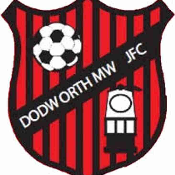 Pre-season friendly V Dodworth MWFC