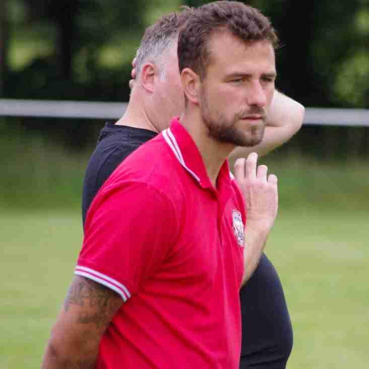 Wright previews weekend clash at Retford United