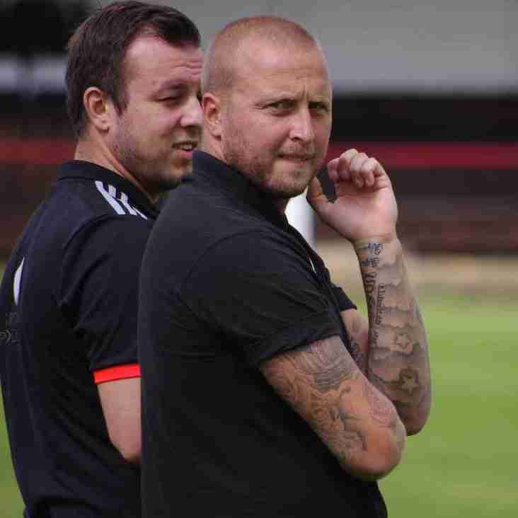 Morris confirmed as Briggers boss