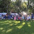 Various teams at Stockport Georgians CC vs. Didsbury Cricket Club