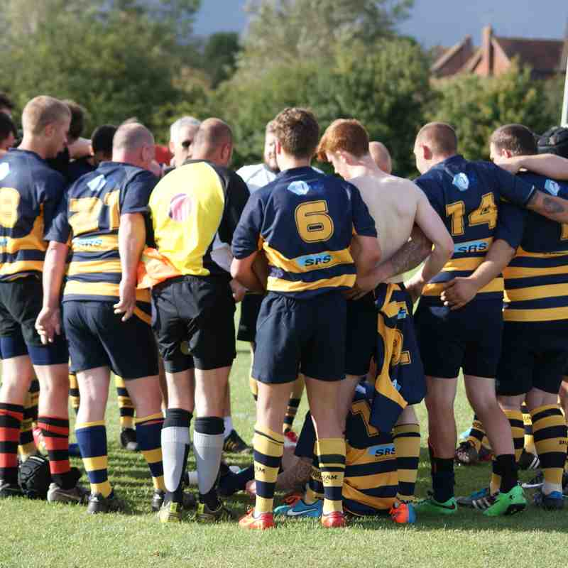 Development Squad vs Rochford 09/09/17