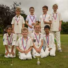 Mighty Under 8s Win the Horsley and Send festival!
