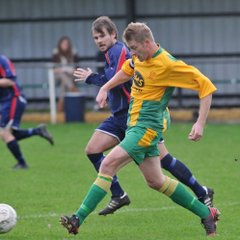 Radcliffe Olympic v Holwell Sport FC 19/10/2013