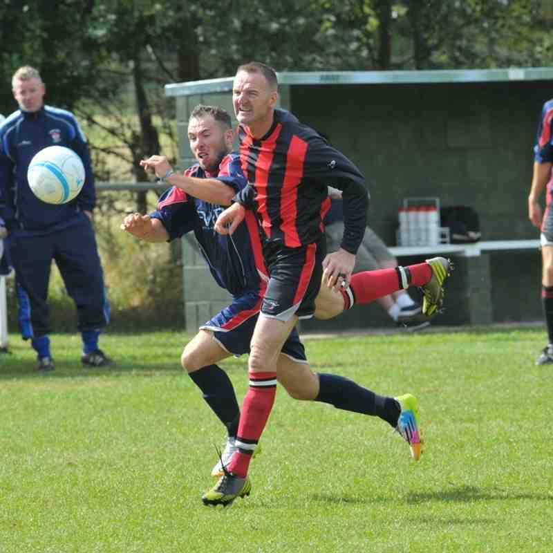 Radcliffe Olympic v Boots Athletic 02/08/2014
