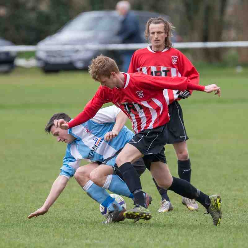 Radcliffe Olympic v Holwell Sports 26.03.2016
