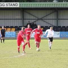 Baldock Town v Risborough Rangers 23/04/16