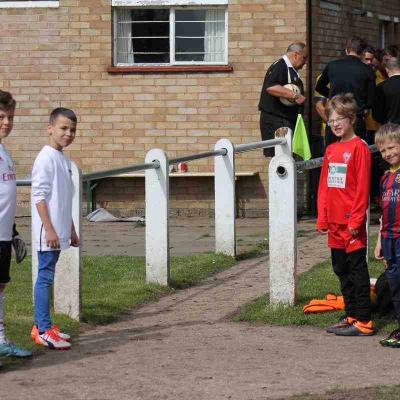 Baldock Town v Ampthill 02/05/16