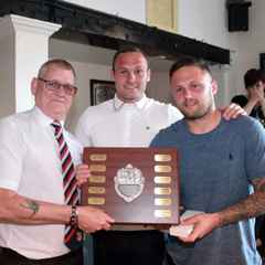 End of Season Awards double for Jack Gregson