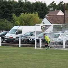 Baldock Town v Bedford League 09/08/16