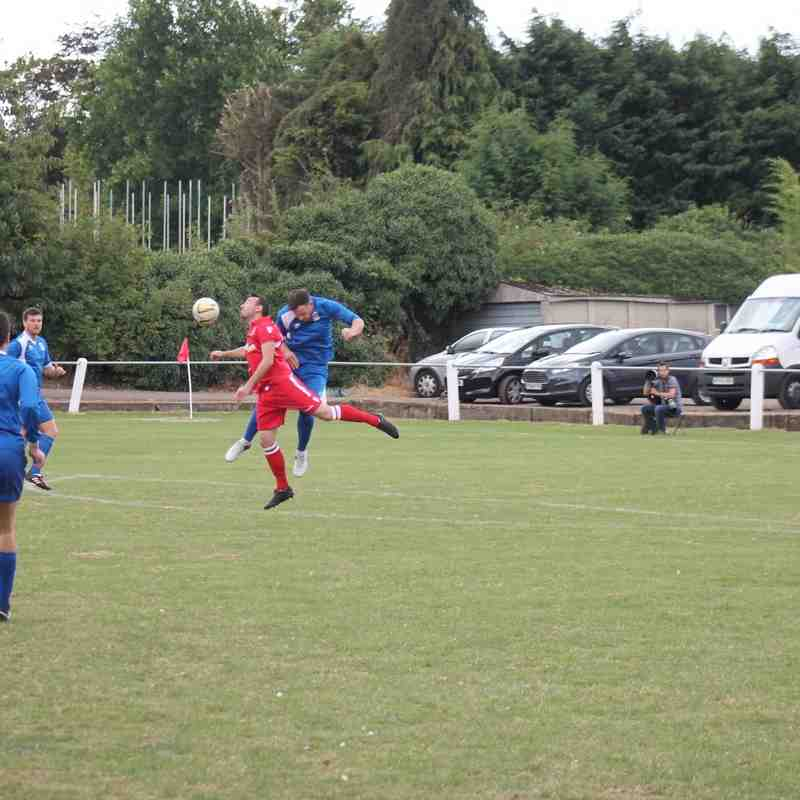 Baldock Town v Langford League 13/08/16