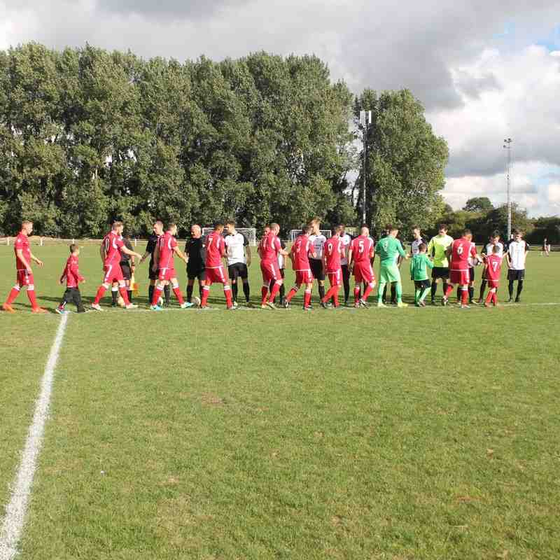 Baldock Town v Harefield United League 01/10/16
