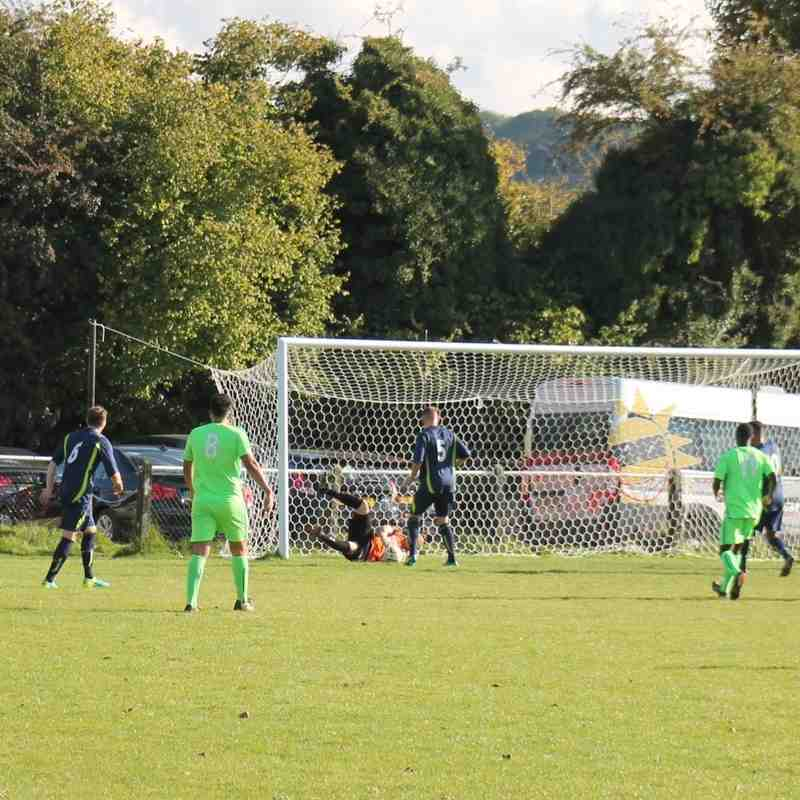 Kensington Borough v Baldock Town League 15/10/16