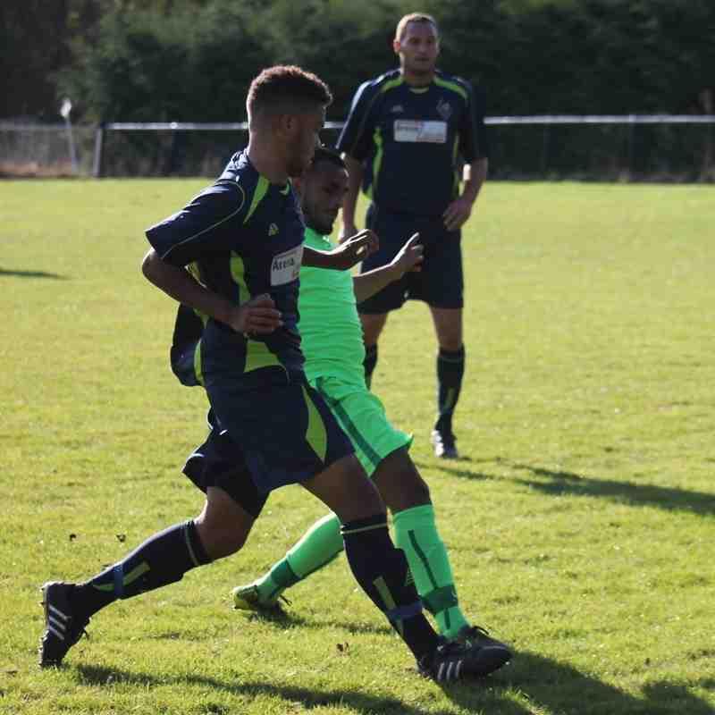 Kensington Borough v Baldock Town League 15/10/16