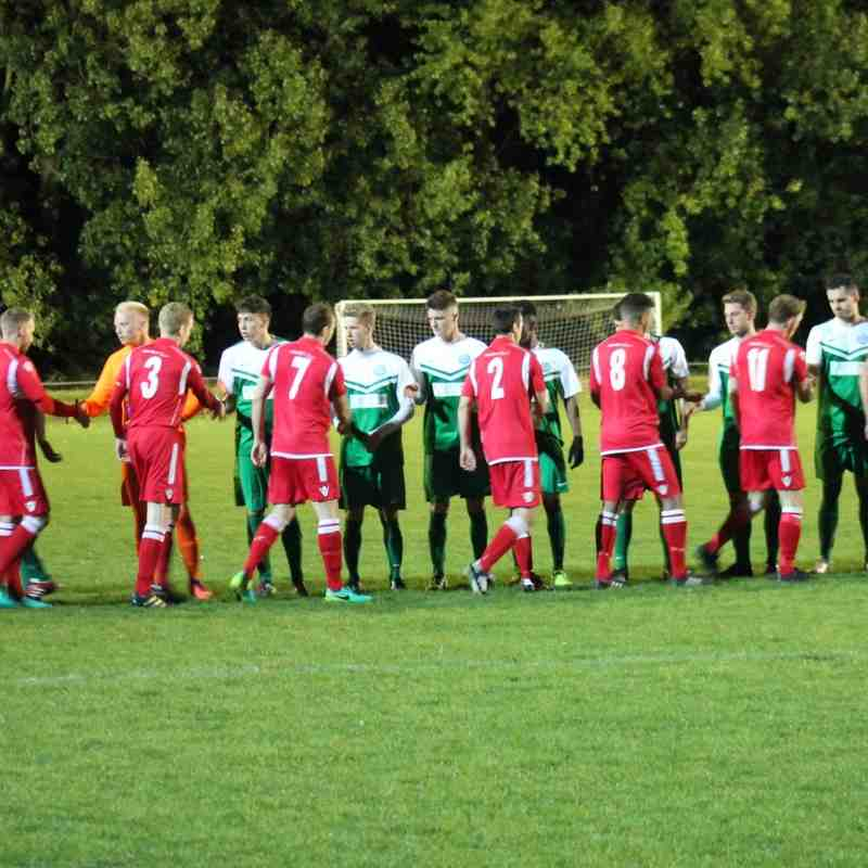 Baldock Town v Biggleswade League 18/10/16