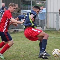 Biggleswade United v Baldock Town FA Vase 22/10/16
