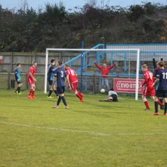 Arlesey Town Reserves v Baldock Town League 19/11/16