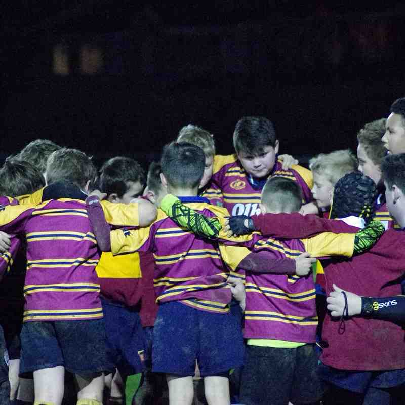 U11 Vs Old Richians RFC U11 - 18th Dec, 2015