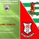 Match Report Welsh National League Premier