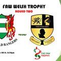 FAW Welsh Trophy Round Two