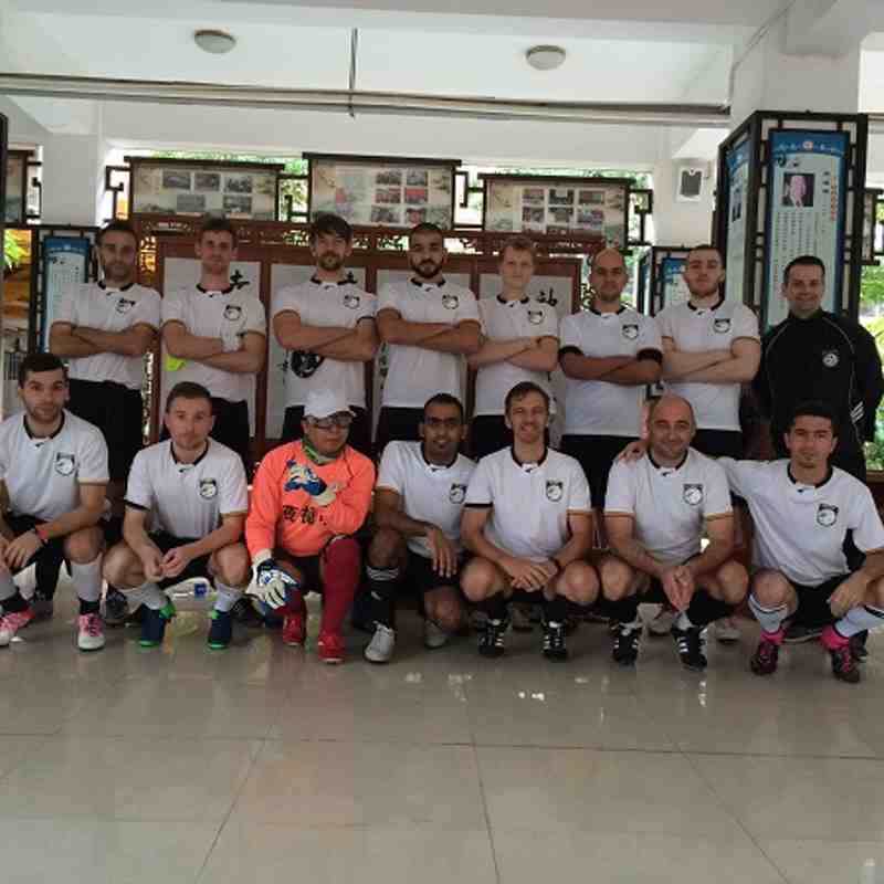 11/26 - Game 3 - Xiamen Division 11 a Side 2016/17