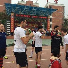01/15 - Runner up Finals - Xiamen Division 11 a Side 2016/17