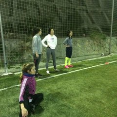 Women Training - 27/02