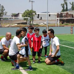 XMIFC Youth Academy First Camp