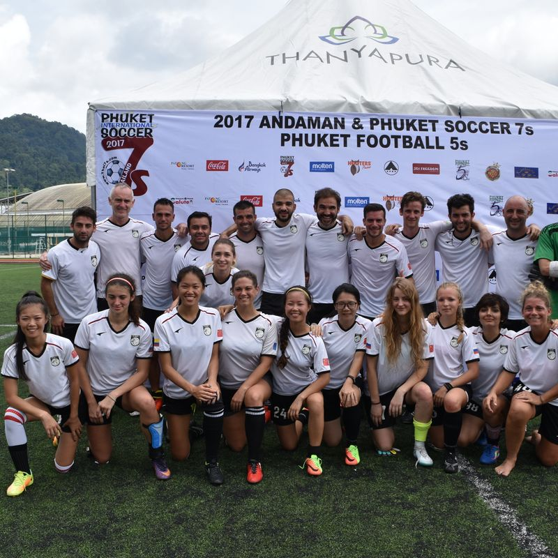 XMIFC @ Andaman's 7s Tournament - Thailand