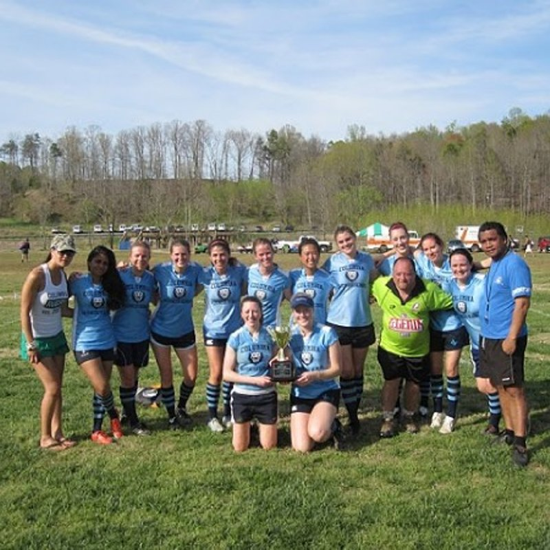 2011 MBA World Touch Rugby Champions!!!!