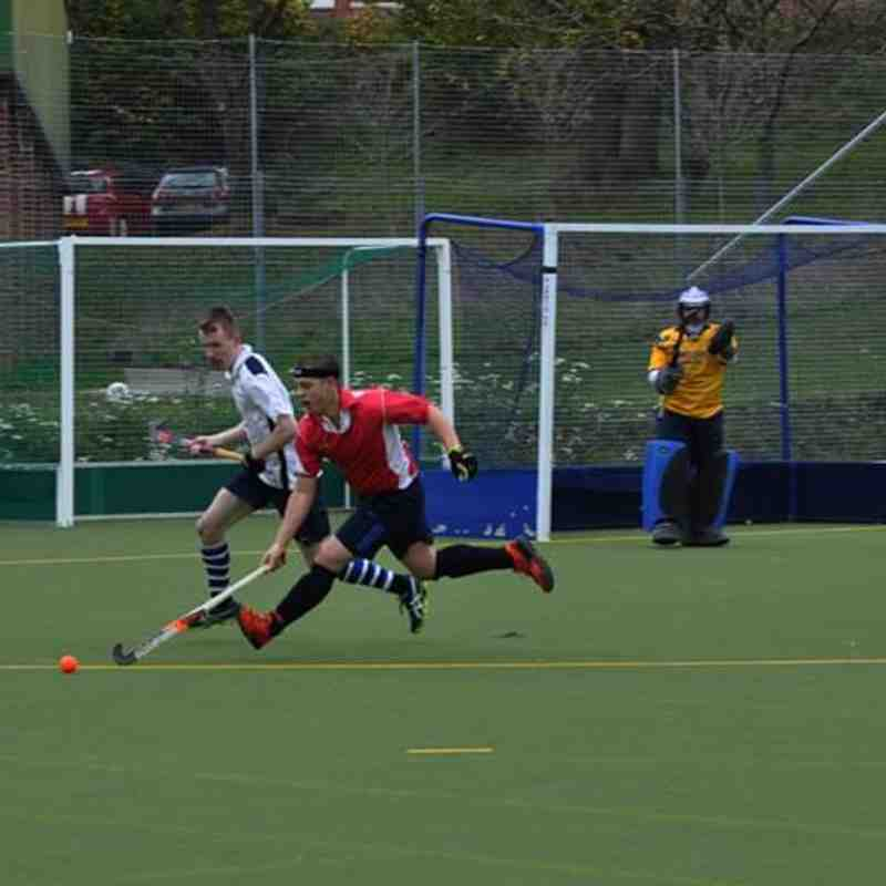 27-10-2018 SHC Mens 1XI VS Petersfield