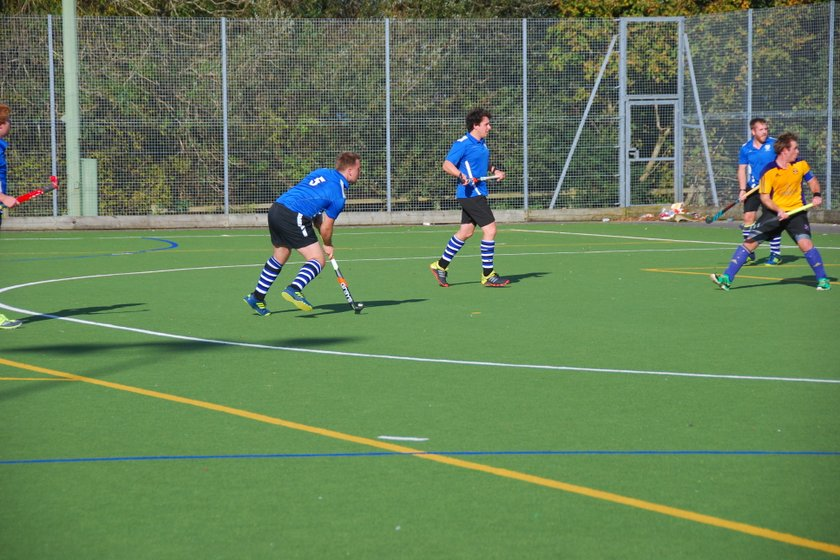 Men's 1XI vs Winchester 29/10/17