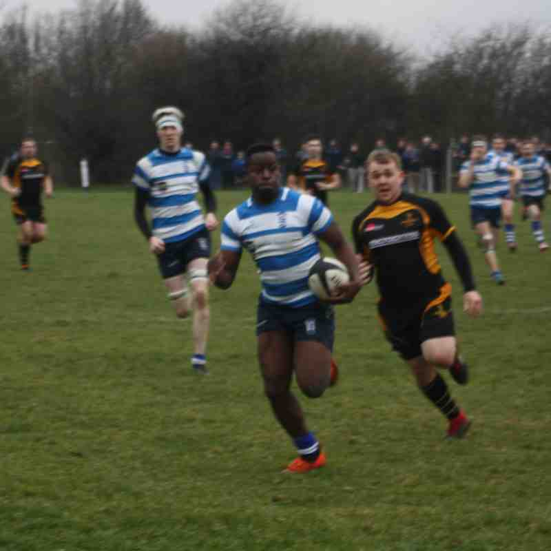 Wanstead 31 Southwold 22