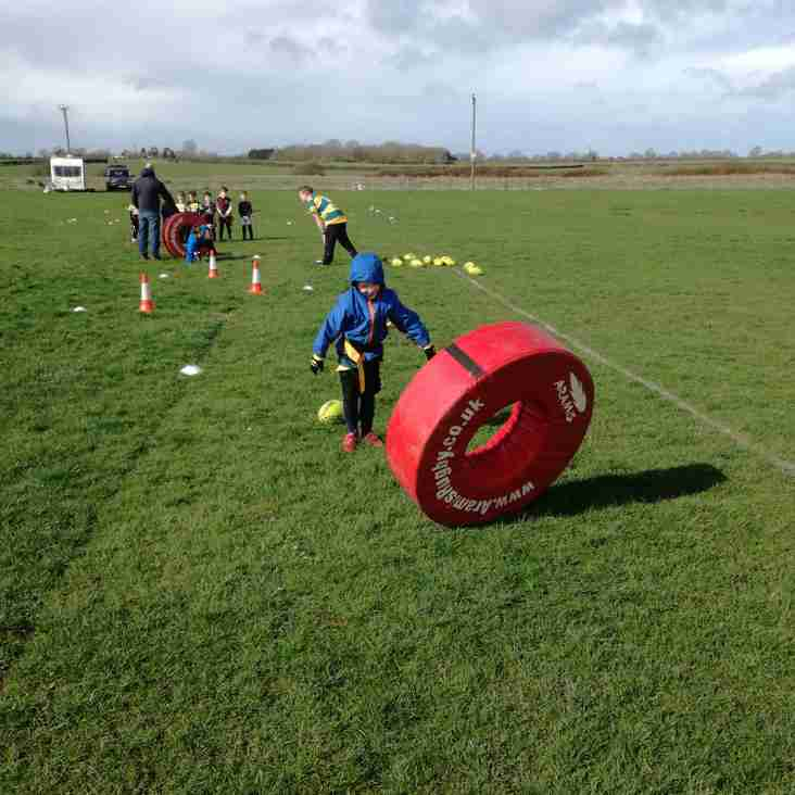 Junior training