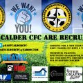 East Calder CFC are recruiting